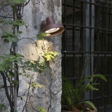 Bronx manel llusca applique murale d exterieur outdoor wall light  faro 71194  design signed 47497 thumb