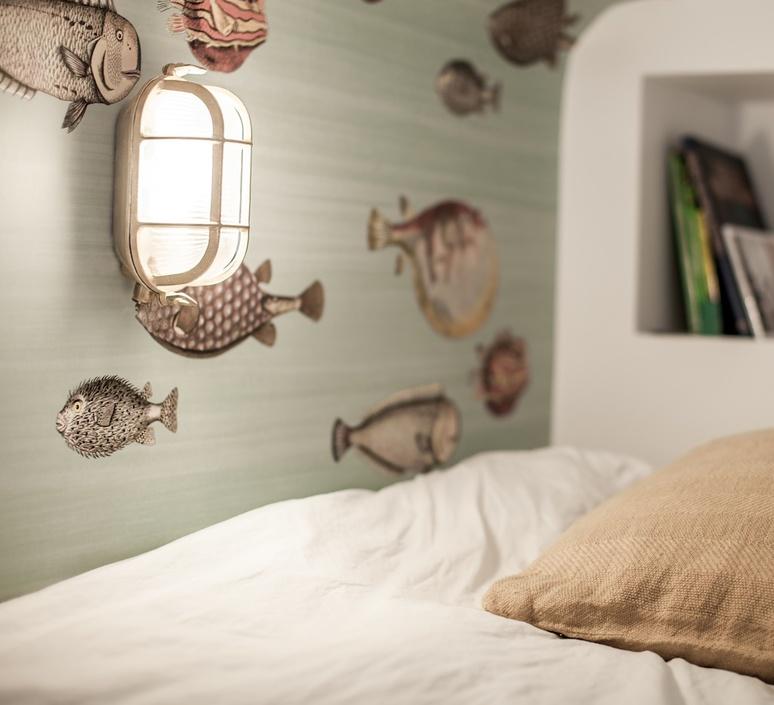 Cabo estudi ribaudi applique murale d exterieur outdoor wall light  faro 70998  design signed 34705 product