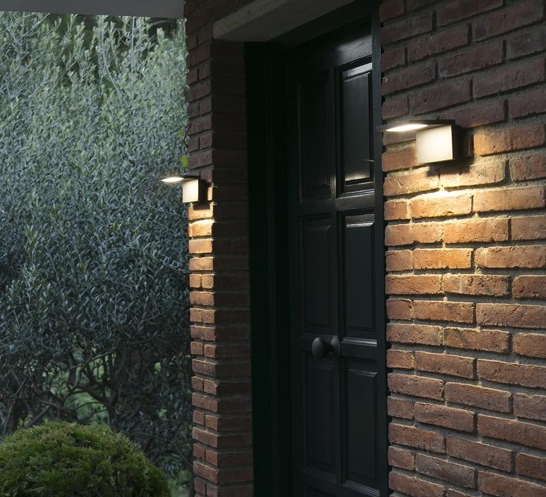 Ele estudi ribaudi  applique murale d exterieur outdoor wall light  faro 74419  design signed 31658 product