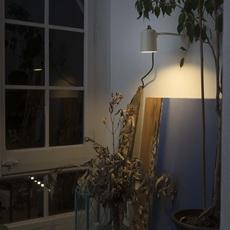 Flow estudi ribaudi applique murale d exterieur outdoor wall light  faro 71547  design signed 49238 thumb