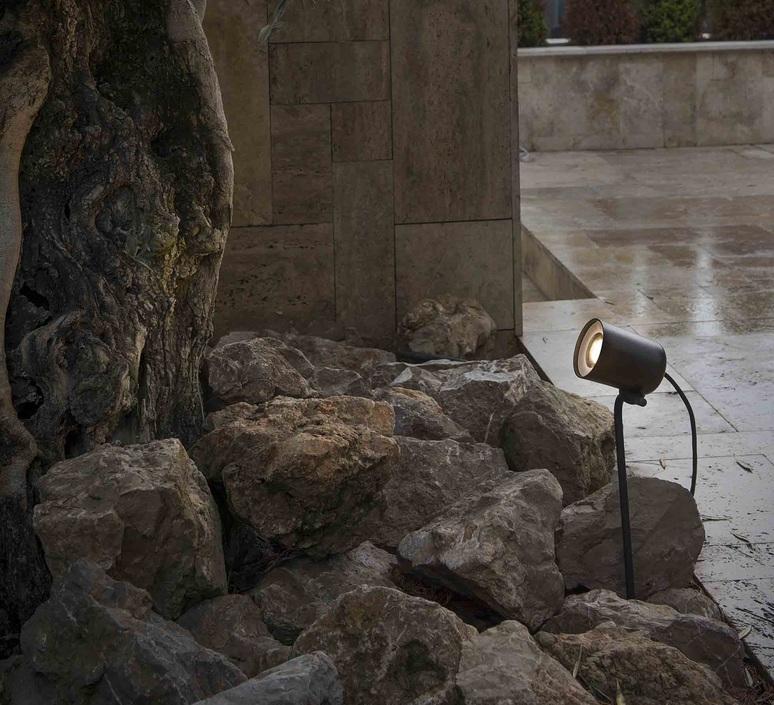 Flow estudi ribaudi applique murale d exterieur outdoor wall light  faro 71546 71548  design signed 49251 product