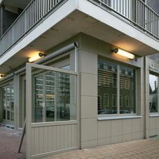 Fuser single studio modular applique murale d exterieur outdoor wall light  modular 11100811  design signed 34785 thumb