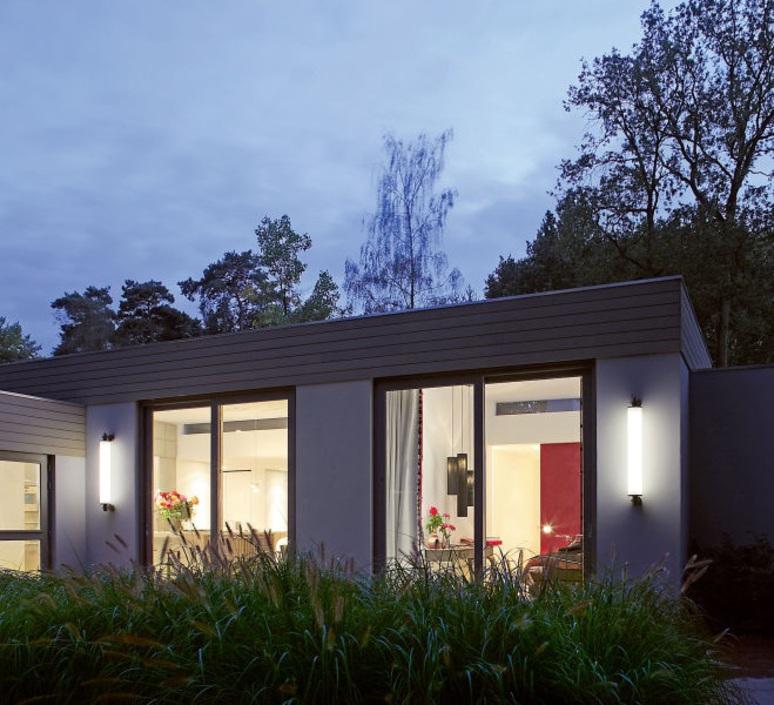 Fuser single studio modular applique murale d exterieur outdoor wall light  modular 11100811  design signed 34788 product