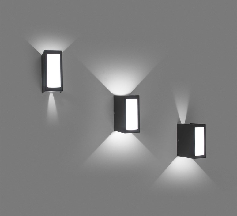 Log nahtrand design applique murale d exterieur outdoor wall light  faro 70264  design signed 48759 product