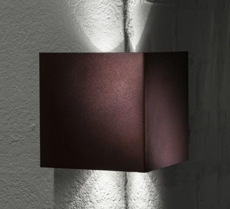 Manine 270 v biemissione verticale  applique murale d exterieur outdoor wall light  lucifero s lt7005 01  design signed 60879 product