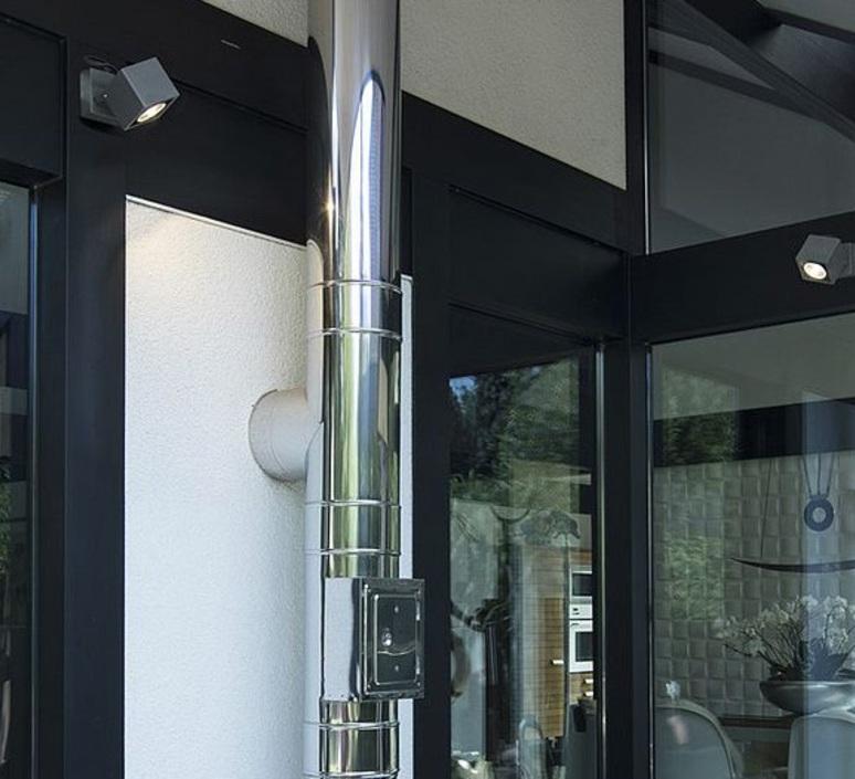 Nautilus 10 studio slv applique murale d exterieur outdoor wall light  slv 231055  design signed nedgis 65694 product