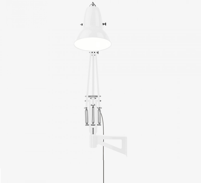 Original 1227 giant  george carwardine applique murale d exterieur outdoor wall light  anglepoise 31795  design signed 32979 product