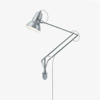 Applique murale d exterieur original 1227 giant gris brillant h141cm anglepoise normal