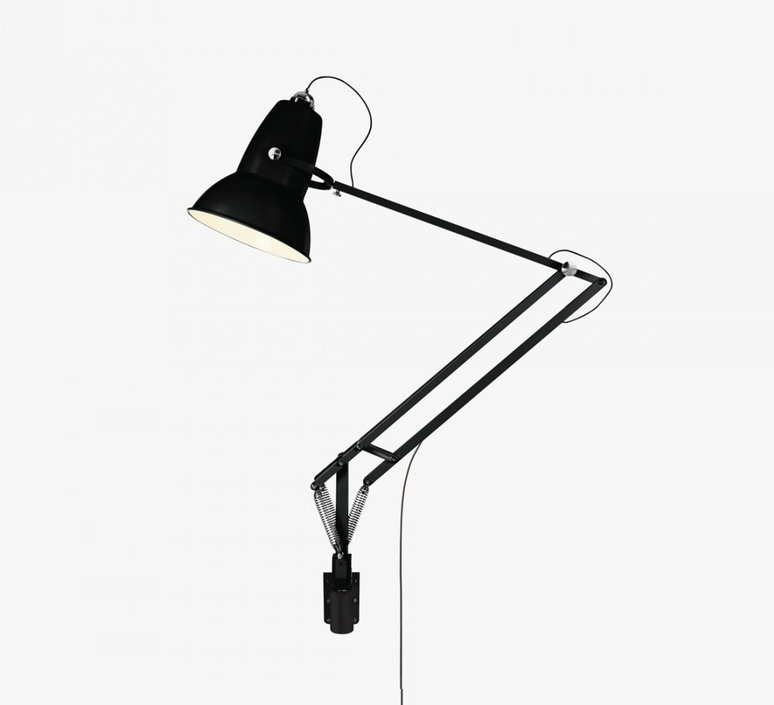 Original 1227 giant  george carwardine applique murale d exterieur outdoor wall light  anglepoise 32025  design signed 32996 product
