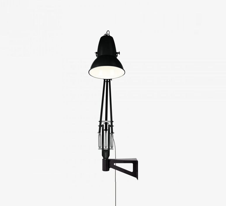 Original 1227 giant  george carwardine applique murale d exterieur outdoor wall light  anglepoise 32025  design signed 32997 product
