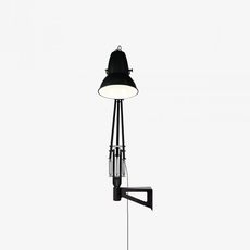 Original 1227 giant  george carwardine applique murale d exterieur outdoor wall light  anglepoise 32025  design signed 32997 thumb