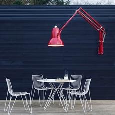 applique murale d 39 ext rieur original 1227 giant rouge h141cm anglepoise luminaires nedgis. Black Bedroom Furniture Sets. Home Design Ideas