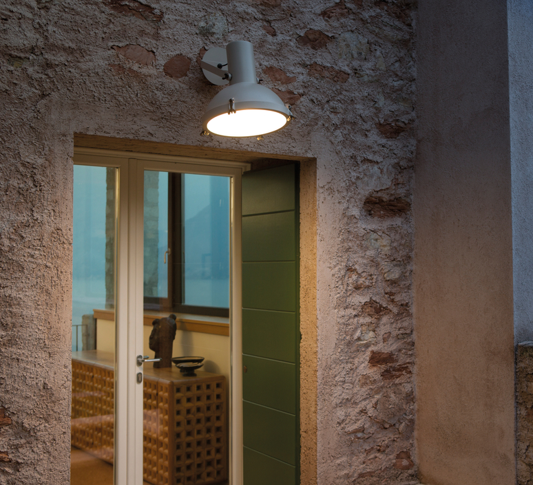 Projecteur 365 charles le corbusier applique murale d exterieur outdoor wall light  nemo lighting prj ews 3e   design signed 58186 product