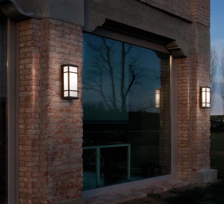 Quadro  applique murale d exterieur outdoor wall light  il fanale 262 10 ob  design signed nedgis 83526 product