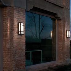 Quadro  applique murale d exterieur outdoor wall light  il fanale 262 10 ob  design signed nedgis 83526 thumb