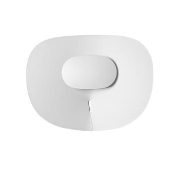 Applique murale d exterieur selene led horizontale blanc h50cm l70cm artuce normal