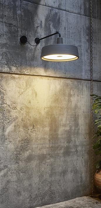Appliques murales et spots design et singuliers nedgis for Applique murale exterieur amazon