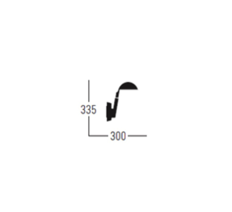 Tools applique patrick norguet applique murale d exterieur outdoor wall light  roger pradier tl111110  design signed 32381 product