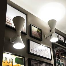 De marseille charles le corbusier applique murale wall light  nemo lighting adm eww 31  design signed 57872 thumb