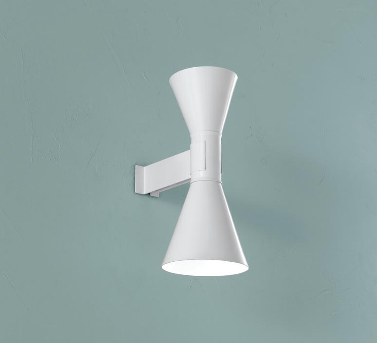 De marseille charles le corbusier applique murale wall light  nemo lighting adm eww 31  design signed 57874 product