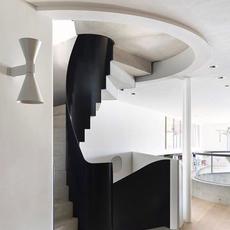 De marseille charles le corbusier applique murale wall light  nemo lighting adm eww 31  design signed 61485 thumb