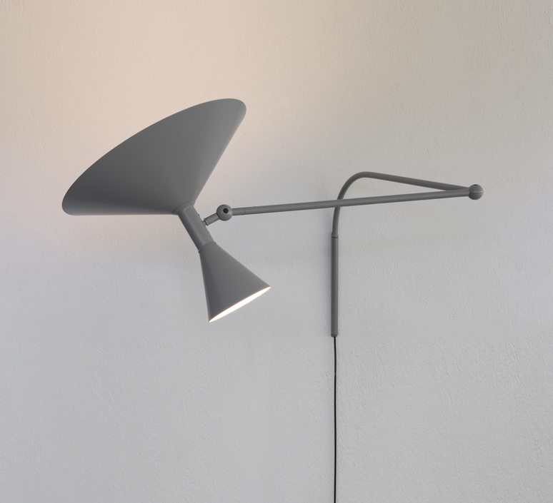 De marseille charles le corbusier applique murale wall light  nemo lighting ldm edd 31  design signed 58041 product