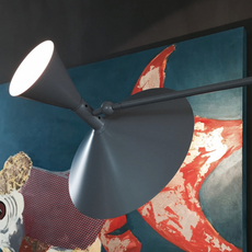 De marseille charles le corbusier applique murale wall light  nemo lighting ldm edd 31  design signed 58042 thumb
