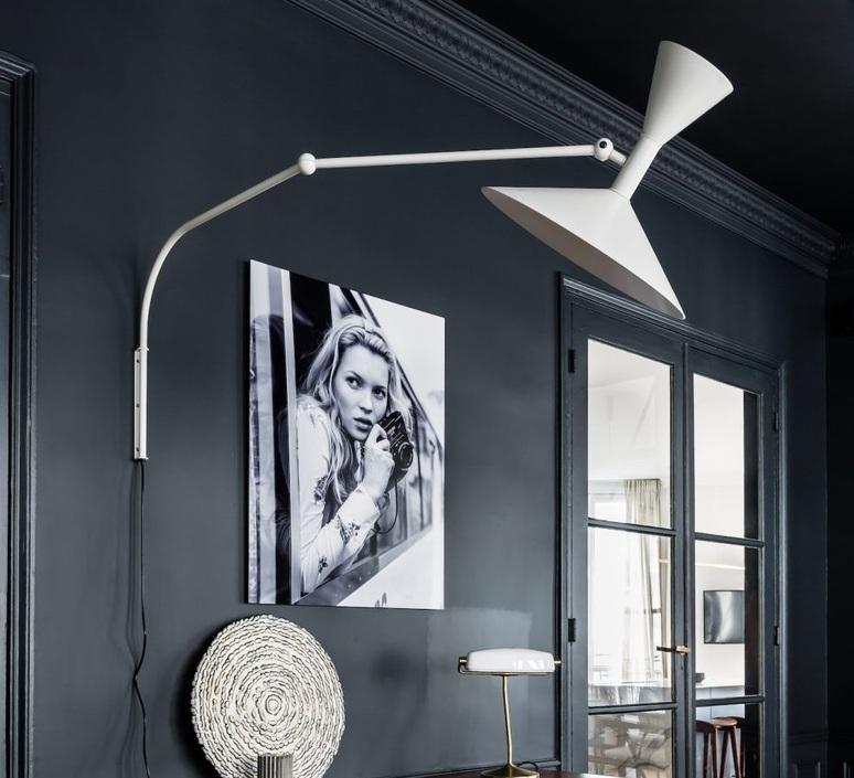 De marseille mini charles le corbusier applique murale wall light  nemo lighting lmm eww 31  design signed 112007 product