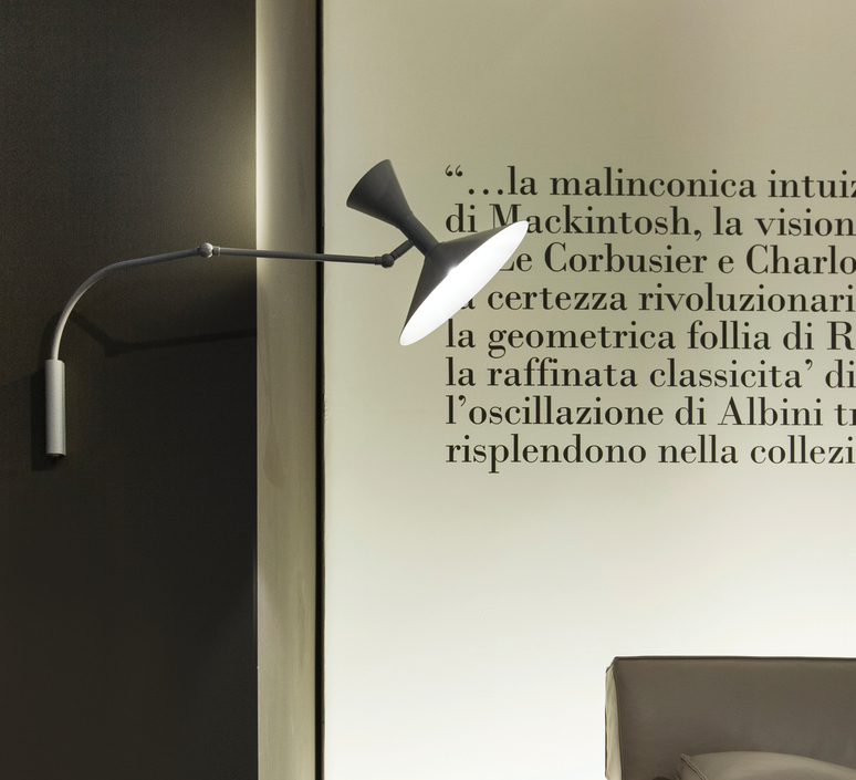 De marseille mini charles le corbusier applique murale wall light  nemo lighting lmm edd 31  design signed 57860 product