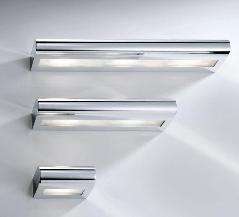 Curve 60  applique murale de salle de bain wall light bathroom  decor walther 0323700 curve 60  design signed 36168 product
