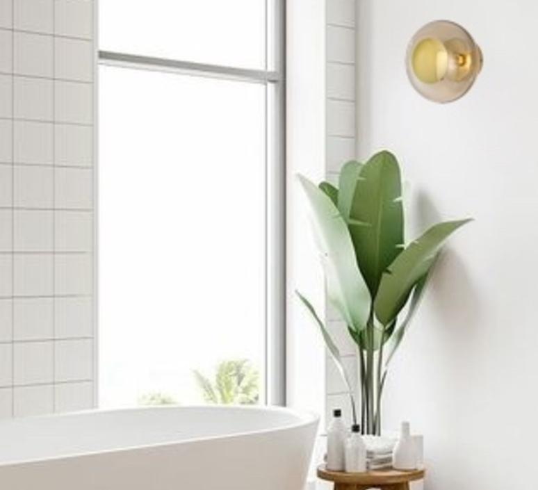 Horizon susanne nielsen applique murale de salle de bain wall light bathroom  ebb flow la101775cw ip44  design signed nedgis 91514 product