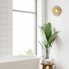 Horizon susanne nielsen applique murale de salle de bain wall light bathroom  ebb flow la101775cw ip44  design signed nedgis 91514 thumb
