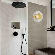 Horizon susanne nielsen applique murale de salle de bain wall light bathroom  ebb flow la101770cw ip44  design signed nedgis 91493 thumb