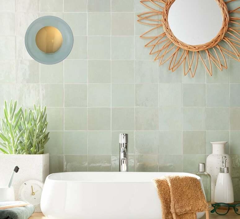 Horizon susanne nielsen applique murale de salle de bain wall light bathroom  ebb flow la101773cw ip44  design signed nedgis 91489 product