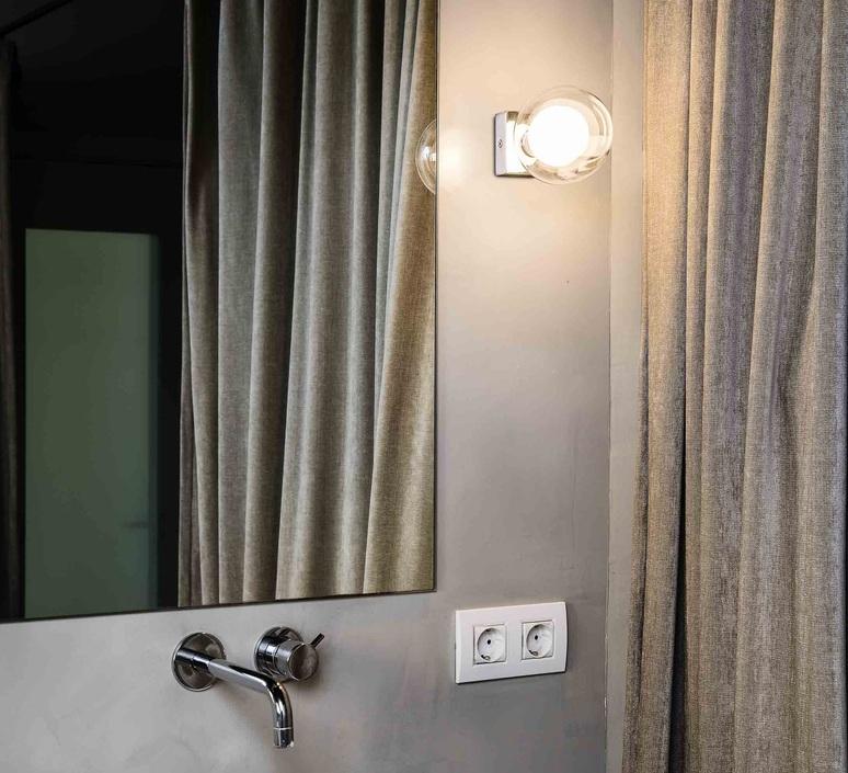 Moy nahtrang design applique murale de salle de bain wall light bathroom  faro 40091  design signed nedgis 75679 product