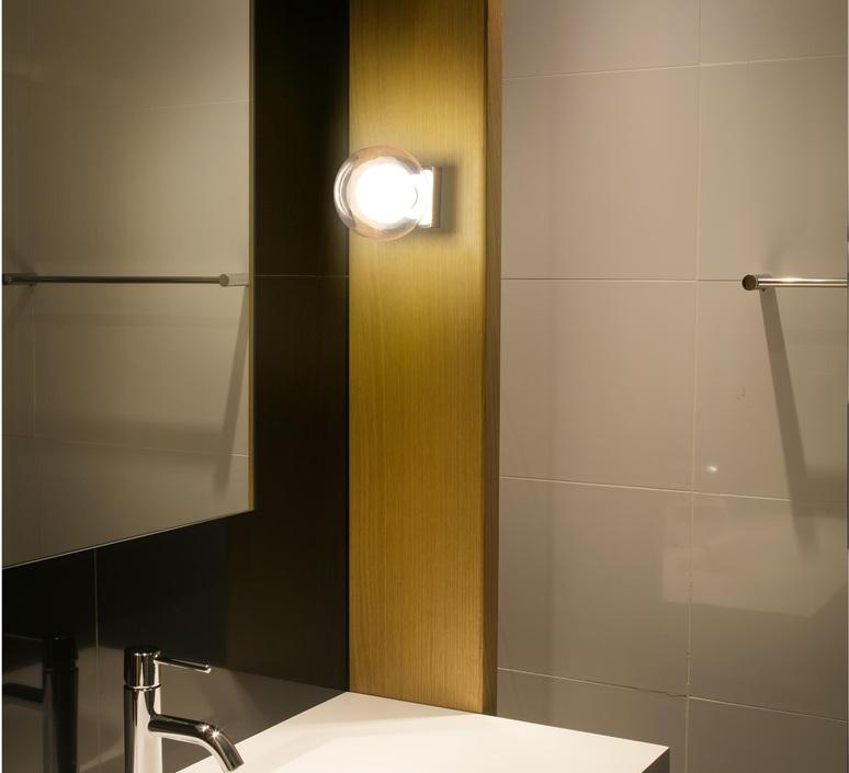 Moy nahtrang design applique murale de salle de bain wall light bathroom  faro 40091  design signed nedgis 75680 product