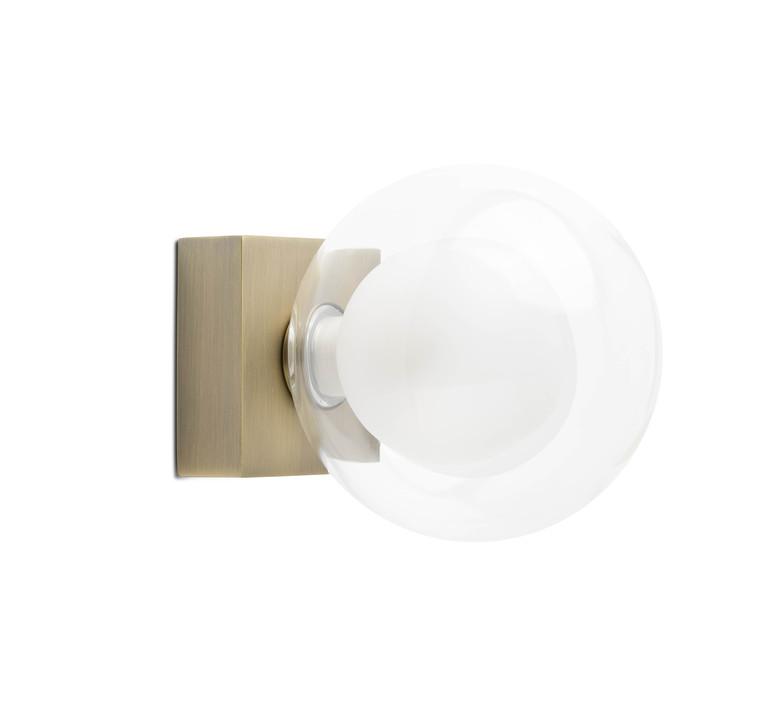 Perla manel llusca applique murale de salle de bain wall light bathroom  faro 40085  design signed nedgis 81841 product