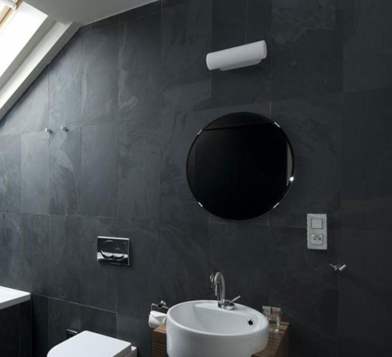 Applique murale de salle de bain verre blanc triplex l28cm h8cm zangra 77947 product