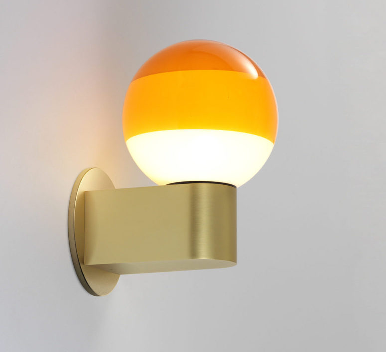 Dipping light a1 13 jordi canudas applique murale wall light  marset a691 206  design signed nedgis 84037 product
