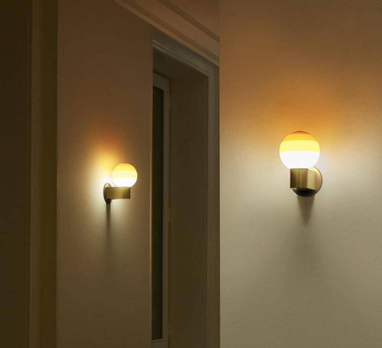 Dipping light a1 13 jordi canudas applique murale wall light  marset a691 206  design signed nedgis 84039 product