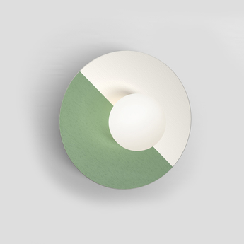 Applique murale disc and sphere vert l23cm h23cm atelier areti 018ce4a3 669d 4be8 b73c c0ecff34e542 normal