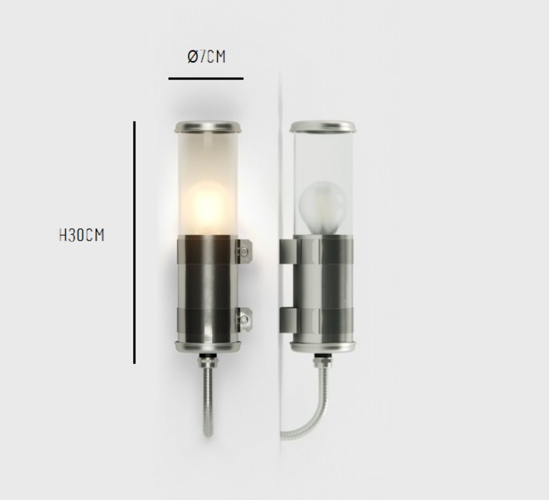Dix sammode studio applique murale wall light  sammode dix1203  design signed 40402 product