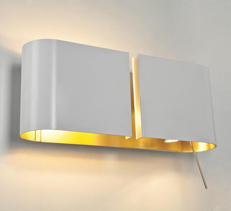 Duo droite izeu applique murale wall light  contardi acam 002802  design signed nedgis 87235 product