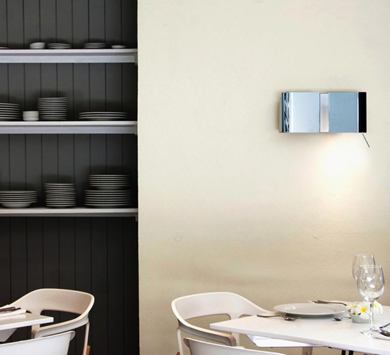 Duo droite izeu applique murale wall light  contardi acam 002798  design signed nedgis 87239 product