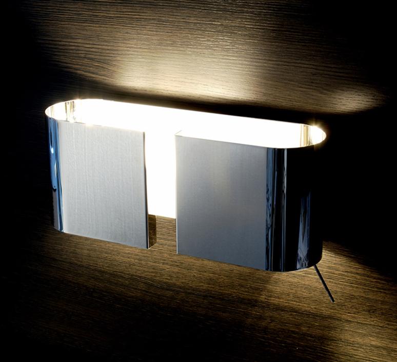 Duo droite izeu applique murale wall light  contardi acam 002798  design signed nedgis 87240 product