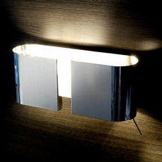 Duo droite izeu applique murale wall light  contardi acam 002798  design signed nedgis 87240 thumb