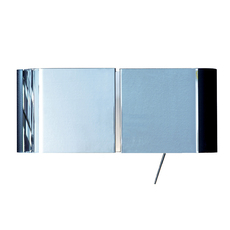 Duo droite izeu applique murale wall light  contardi acam 002798  design signed nedgis 87242 thumb