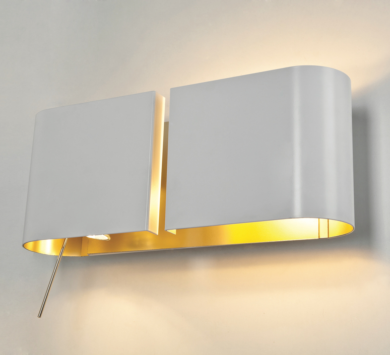 Duo gauche izeu applique murale wall light  contardi acam 002804  design signed nedgis 87221 product