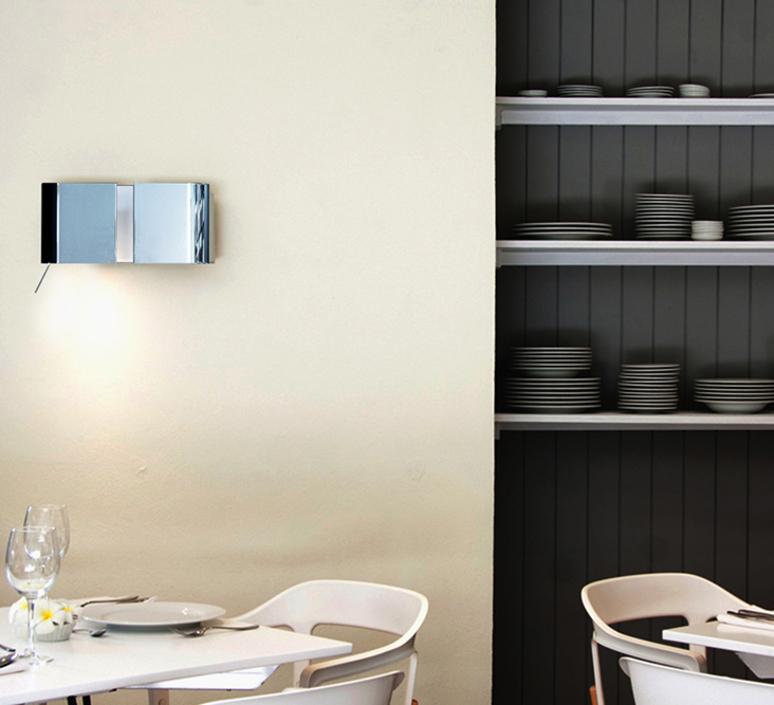 Duo gauche izeu applique murale wall light  contardi acam 002800  design signed nedgis 87225 product