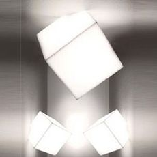 Edge30  applique murale wall light  artemide 1293010a  design signed 51865 thumb
